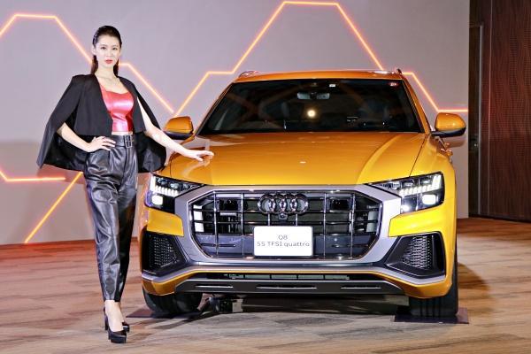 3 款 Audi 新車搶先亮相,車展還會預告 5 款新作!
