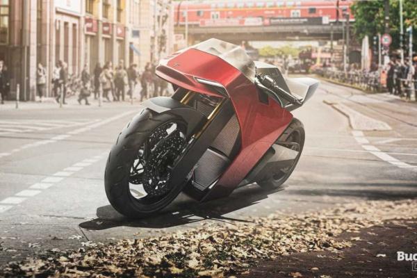 外媒釋出 Tesla 電動機車可能樣貌,融入新皮卡設計風格!