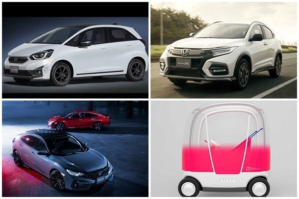 大小朋友通吃!Honda 眾多新車作品齊登場!