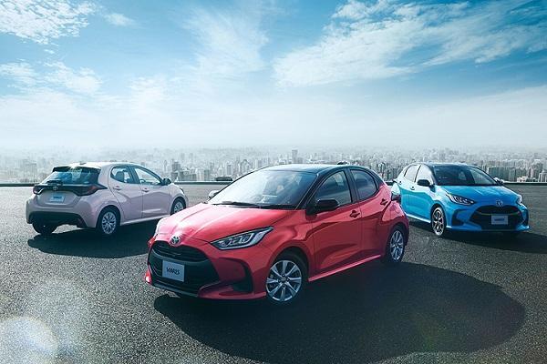 平均油耗達 36km/L!Toyota 公開新一代 Yaris 細節動力編成