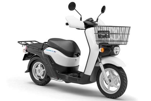 Honda 電動機車即將量產,預計明年 4 月日本上市!