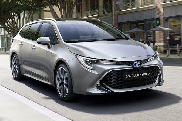 Toyota 緊急追加新車款!Corolla 旅行車確定台北車展亮相