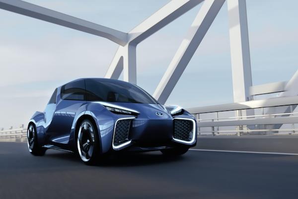 車展必看!Toyota 與 Lexus 酷炫科技概念車