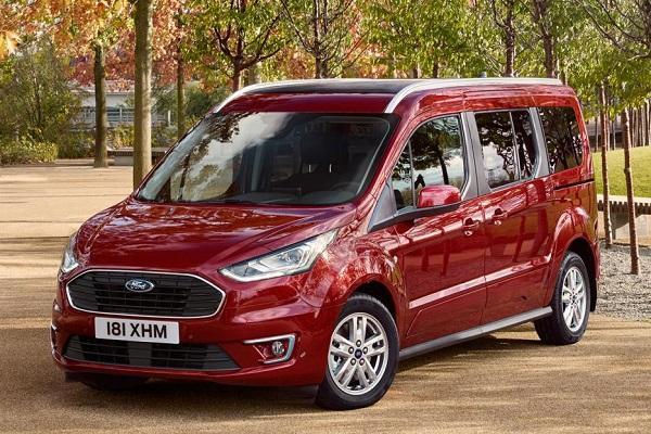 進攻台灣 MPV 市場,Ford Tourneo Connect 將於台北車展現身!