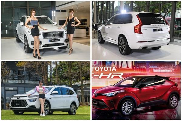 休旅車才是市場主流,各大品牌新作一次看!