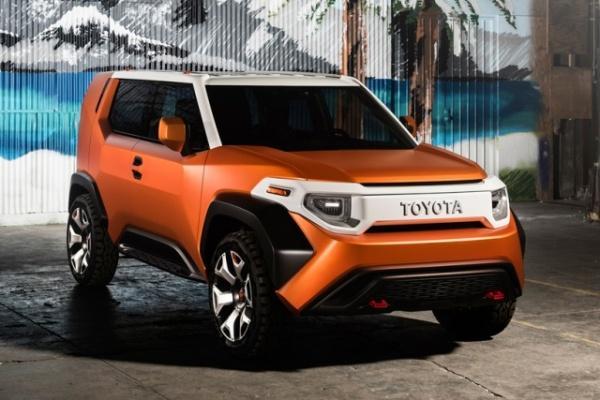 Toyota 註冊全新車名,外媒猜測是全新越野小休旅量產版!