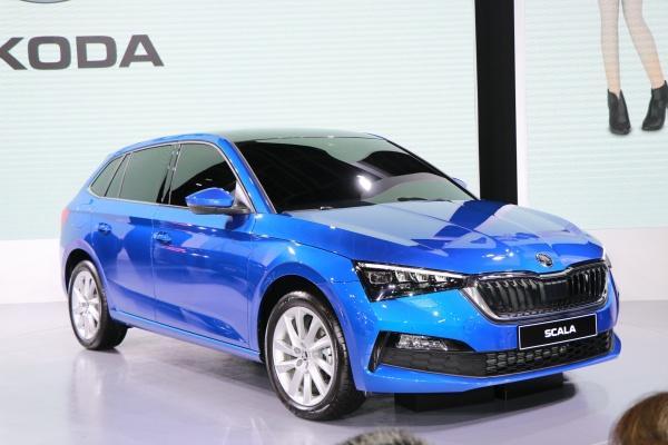 Skoda 重量級新車提前空運來台參展,Scala 預約 2020 上半年!