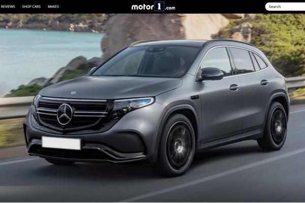 賓士全新跨界 SUV 可能樣貌出爐,預計明年 3 月登場!