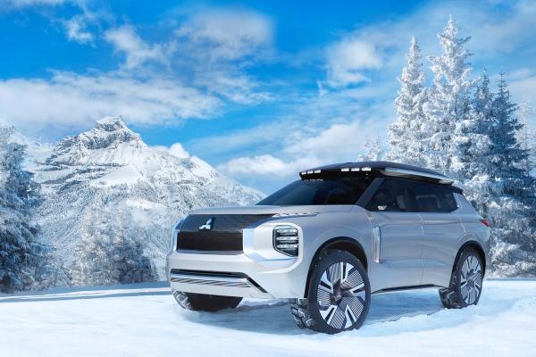 除了新 Outlander 還有新車,外媒稱三菱將推全新 PHEV 休旅!