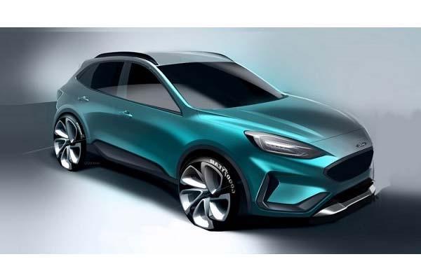 都是全新作品!Ford 將推 2 款休旅新車!