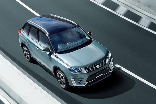 對手鎖定 HR-V、C-HR,Suzuki 將推新改款主力跨界休旅!