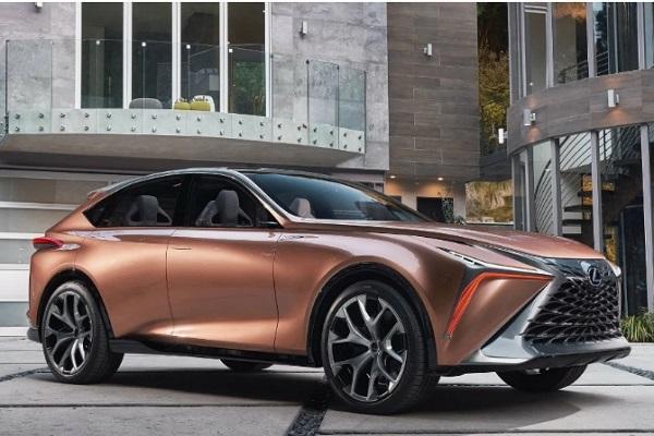 積極進攻 SUV 戰場,Lexus 還有全新休旅要問世!