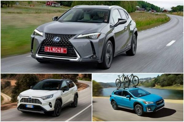 《消費者報告》公布最省油 SUV 名單,Subaru XV 雙動力都上榜!