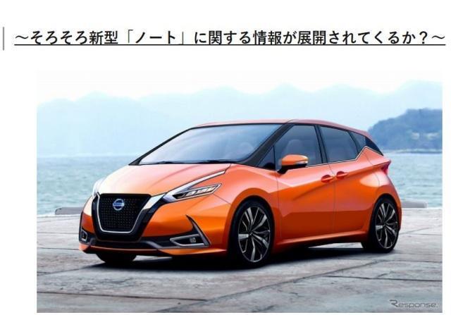 新型 車 2020