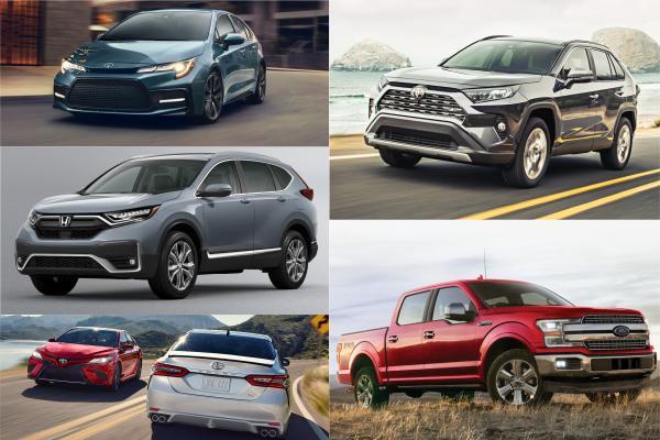 前 5 名全是皮卡車與 SUV!2019 美國新車銷售 Top10 揭曉
