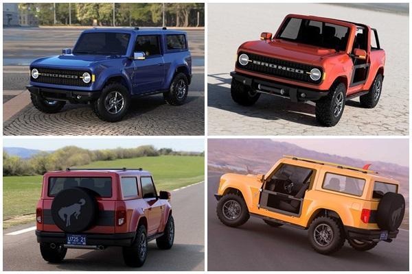大休旅來襲,Ford 全新 SUV 預約今年見!