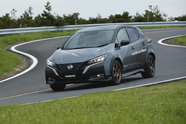 駕馭感跟乘客舒適感可兼得!Nissan 發表最新黑科技(有影片)