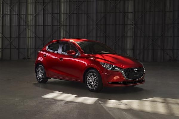 Mazda 2 台灣推小改款,調漲 5 萬多了哪些配備?