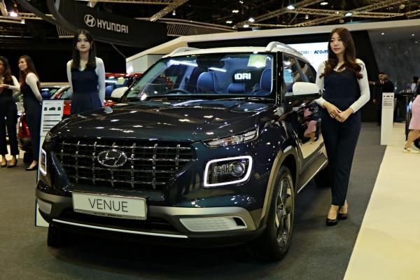台灣第三季有望國產上市,現代全新小 SUV 新加坡現場直擊!