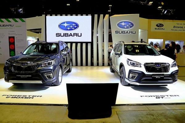 Subaru 今年將導入台灣 5 款新車,新加坡車展搶先預覽!