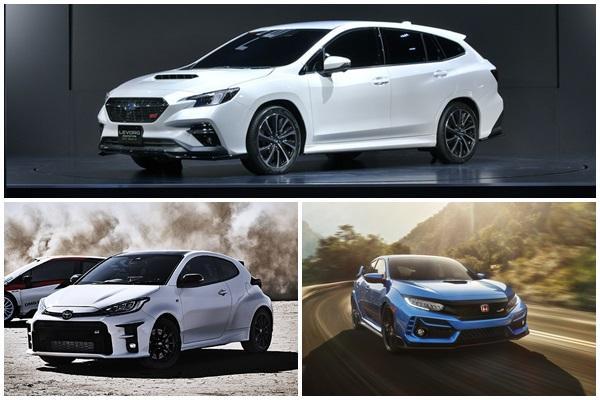 3 大日系互較勁,Toyota、Honda、Subaru 發表新作!