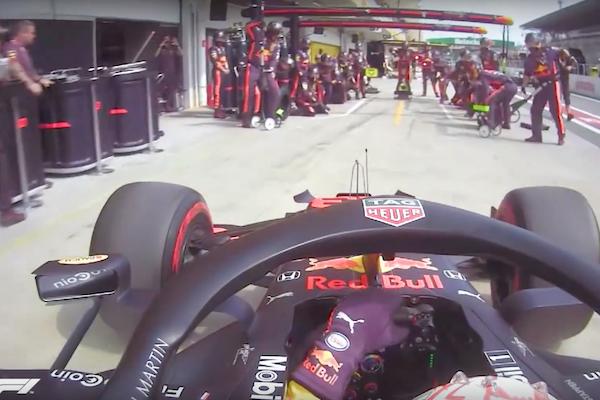 2 秒能做什麼?F1 車隊已換完 4 條輪胎(有影片)