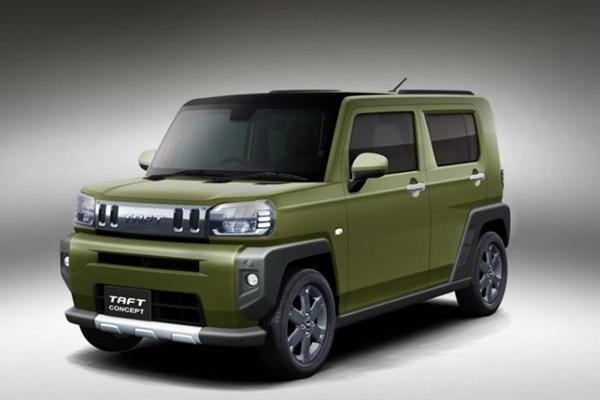 空間機能是強項,Toyota 集團最新跨界休旅現身!(內有影片)