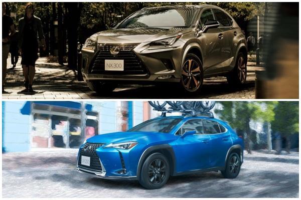 大小主力休旅齊發,Lexus NX、UX 特仕連袂現身!