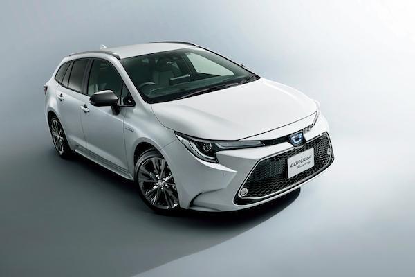 Toyota Altis 旅行車若導入台灣市場,4 款車將成競爭對手!