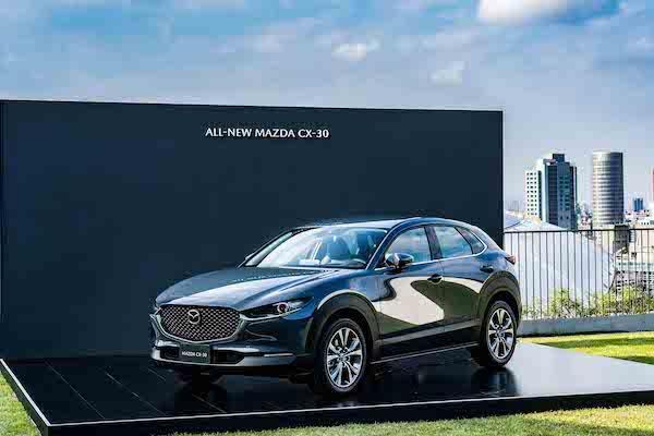 Mazda 3 與 CX-30 煞車系統瑕疵,台灣召回數量超過 4000 輛!