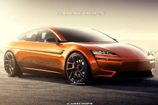 外媒釋出新一代 Model S 可能樣貌,續航力有望破 800 公里!
