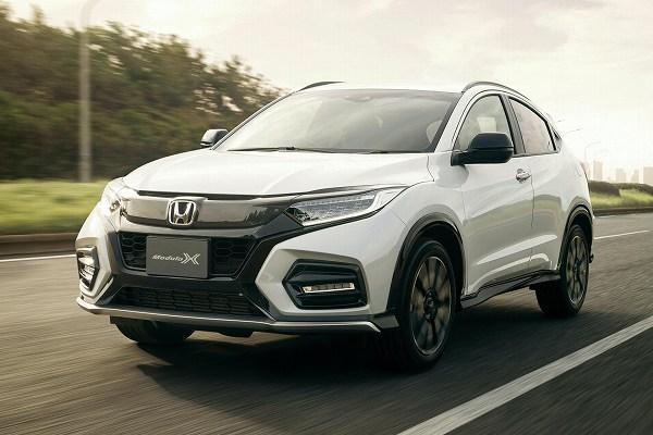 定位在 HR-V 之下,日媒稱 Honda 準備推出全新小 SUV!