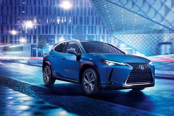 現在追上還不遲!Lexus 首款跨界電休旅資訊露出