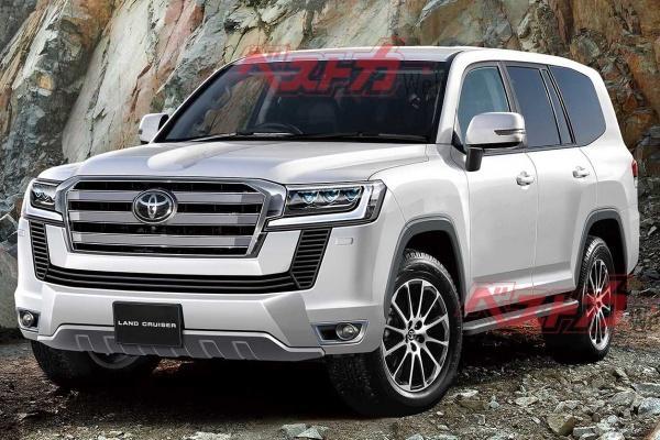 Toyota 七人座 SUV 大改款在即,日媒透露今年 8 月就會問世!