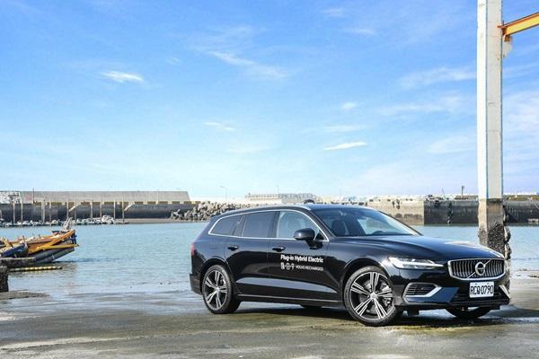 加電更帶勁!電能前鋒 Volvo V60 PHEV 試駕報告
