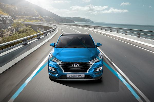 入手門檻立刻減 5 萬!Hyundai 主力休旅 Tucson 調整車型編成