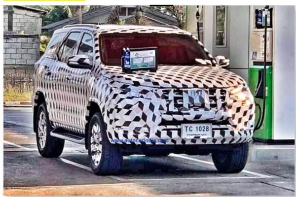 Toyota 越野豪華七人座 SUV 將改款,外觀有望看齊新 RAV4!