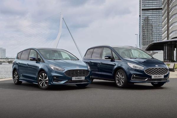 確定不停產還會升級!Ford 兩大 MPV 車型將有全新動力