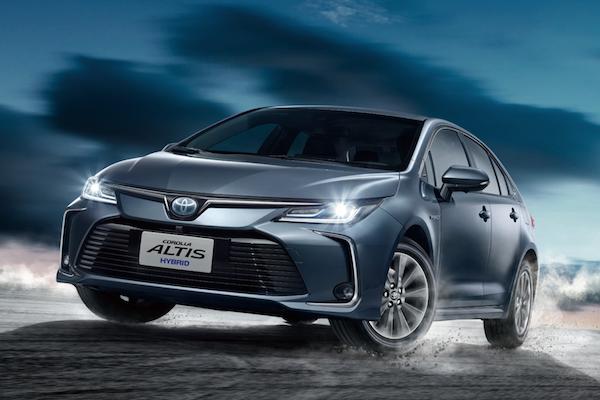 Toyota 油電車銷售量在台灣創新高!關鍵在於 2 大原因