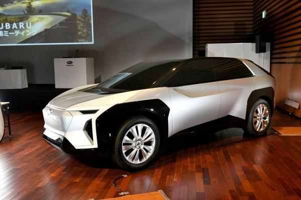 有 Toyota 技術加持,Subaru 全新 SUV 現身!