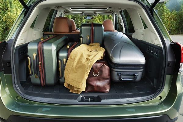 消費者報告實測公布:行李廂空間最優異 6 款中型 SUV!