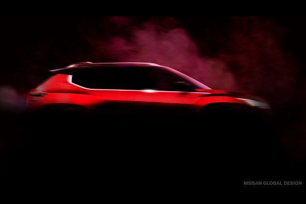 比 Kicks 還要小!Nissan 預告推出全新跨界 SUV