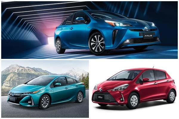 Toyota Prius 車系日本 40 萬輛召回!台灣和泰初估國內 5,000 輛受影響
