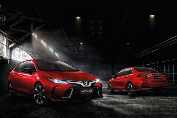 台灣和泰今年新車「大咖」,Toyota Altis 運動款重點一次看!