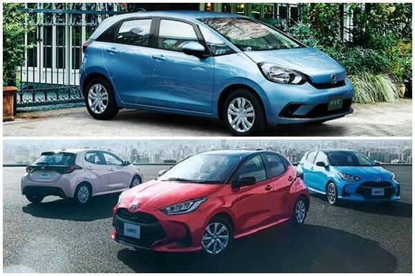 油耗被新 Toyota Yaris 比下去!大改款 Honda Fit 動力數據曝光