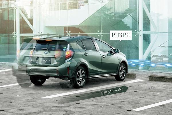 Toyota 發表新「車輛加速抑制輔助」功能,今年夏天陸續搭載!