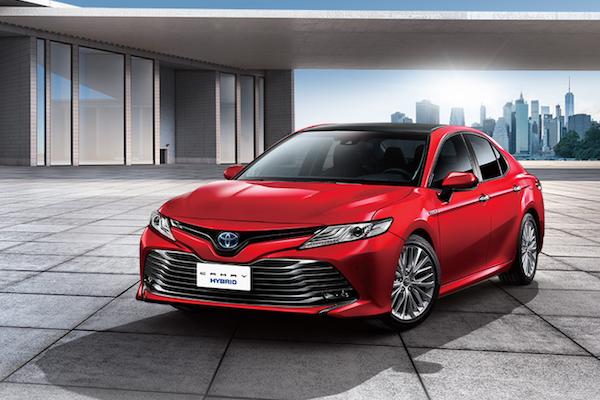 安全帶安裝過程出問題!Toyota 召回 3 款車,包括 Camry 與 Alphard