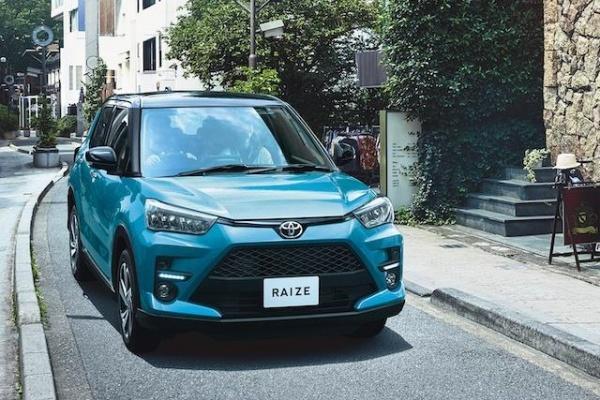 日本 1 月新車銷售 TOP10 出爐,Toyota 全新小休旅奪冠!
