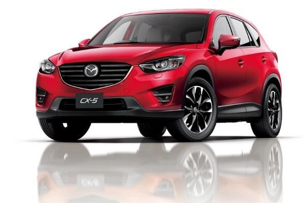 LED 頭燈發生故障,日召回 Mazda CX-5 2.6 萬輛!