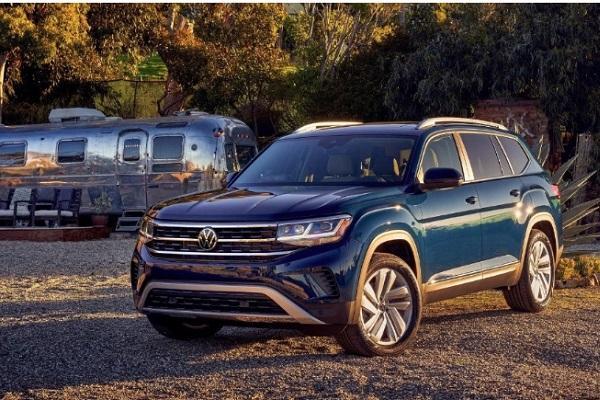 比 Tiguan 大的七人座 SUV,VW 小改款休旅登場!
